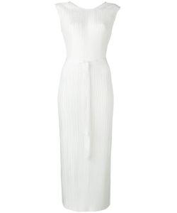 Christian Wijnants | Плиссированное Платье Без Рукавов