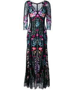Temperley London | Woodland V-Neck Dress