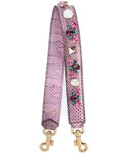 Dolce & Gabbana | Embellished Bag Strap