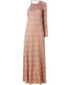 Missoni | Длинное Трикотажное Платье M