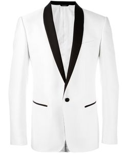 Dolce & Gabbana | Dotted Print Dinner Jacket 50