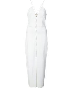 CHRISTIAN SIRIANO | Платье С Пуговицами