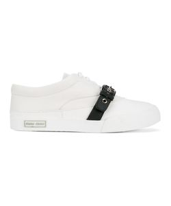 Miu Miu | Buckle Strap Sneaker Size 38