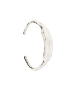 HENSON | Large Carved Id Cuff Men