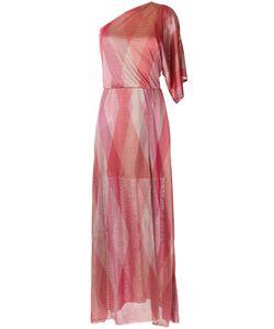 CECILIA PRADO | One Shoulder Knit Dress