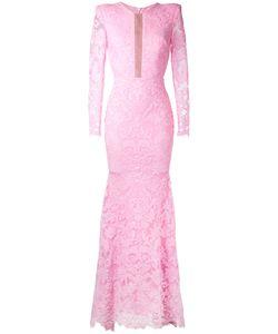 ALEX PERRY | Кружевное Платье Darius