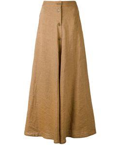 Aspesi | Long Button Front Skirt