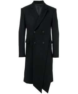 D. Gnak | Folded Double Breasted Coat Men