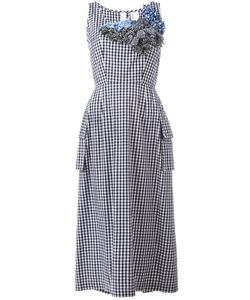 Comme Des Garcons | Comme Des Garçons Vintage Gingham Dress Size Small