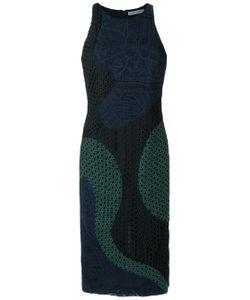MARTHA MEDEIROS | Lace Midi Dress