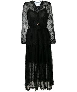 Zimmermann | Oleander Lattic Dress Size 1