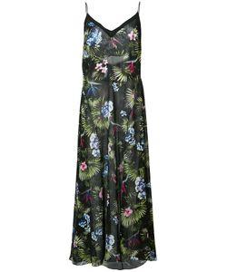 Fleur du Mal | Full Sweep Dress Large Silk