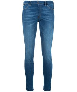 Love Moschino | Skinny Jeans 29 Cotton/Polyester/Spandex/Elastane