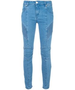 Pierre Balmain | Biker Jeans 25 Cotton/Spandex/Elastane
