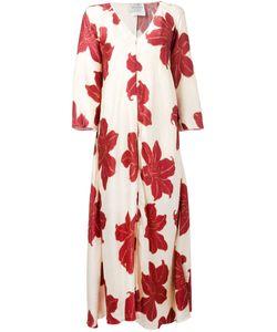Forte Forte | Hibiscus Print Maxi Dress