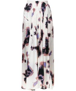 Theatre Products | Long Smock Detail Skirt Cupro