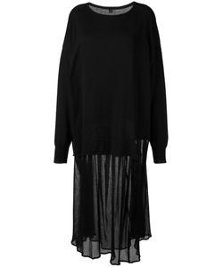 Y'S | Tulle Hem Dress