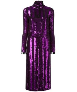 Nina Ricci | Sequinned Fitted Dress