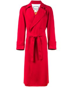 Gucci | Reversible Embroidered Coat Size 50