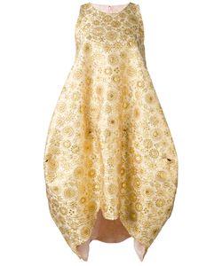 Antonio Berardi | Jacquard Asymmetric Dress 44 Polyester/Acrylic