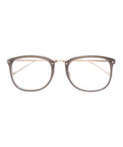 Linda Farrow | Oversized Glasses Acetate/Titanium