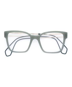 Miu Miu Eyewear | Square Glasses Acetate/Metal