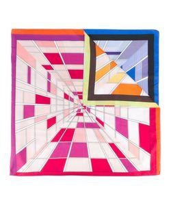 Faliero Sarti | Profy Print Scarf Adult Unisex Silk/Cotton