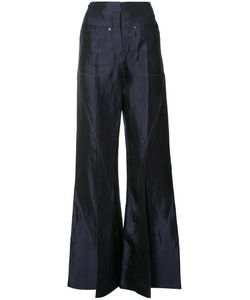 ESTEBAN CORTAZAR | Flared Trousers Size 38