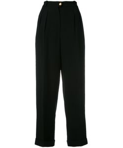 Chanel Vintage | Straight Leg Trousers Size