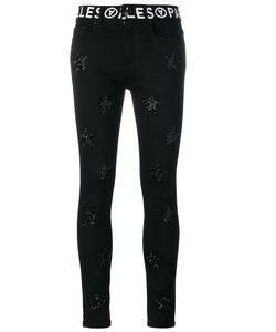 Filles A Papa | Cameron Embellished Slim Jeans Size 28