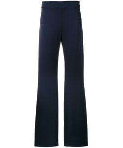 GALVAN | High-Waisted Flared Trousers Women 40