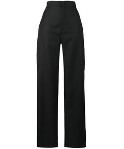 JACQUEMUS | High Waisted Tapered Trousers Women