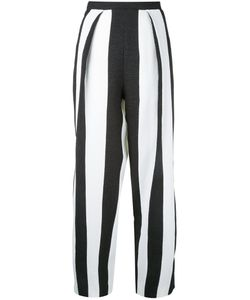 Edeline Lee | Striped Cropped Trousers Size 6