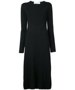 LE CIEL BLEU | Boucle Midi Dress Size