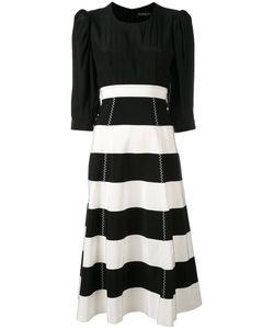 ROSSELLA JARDINI   Striped Dress 46