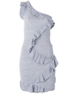 Dsquared2 | Платье На Одно Плечо С Рюшами