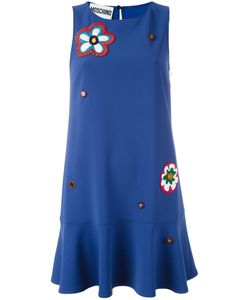 Moschino | Flower Power Dress 40 Polyester/Triacetate