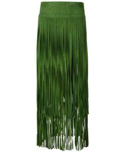Simonetta Ravizza | Fringe Skirt Size