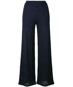 Missoni | M Knitted Semi-Sheer Trousers
