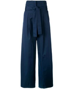 Erika Cavallini | High-Waisted Trousers 44