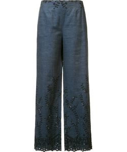 Yigal Azrouel | Pom Pom Trousers 8 Cotton