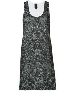 Vera Wang | Mini Tank Dress 2 Cotton/Silk/Nylon