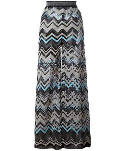 Missoni | M Zig Zag Wide Leg Trousers 40
