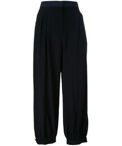 Fendi | Cropped Loose Trousers 42