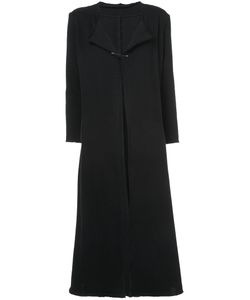 NOCTURNE 22 | Nocturne 22 Fitted Draped Cardi-Coat Women