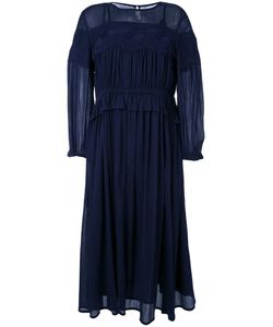 Muveil | Ruffled Mid Dress Size 36