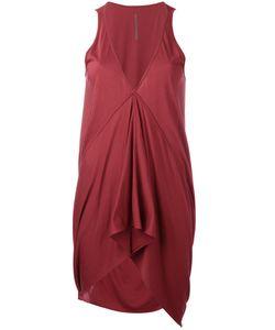 Rick Owens Lilies | Draped Sleeveless Top Size 38