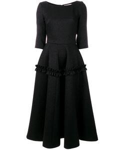 Piccione•Piccione | Пышное Платье С Оборкой