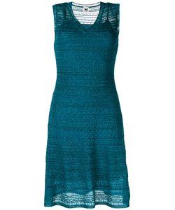 Missoni | Кружевное Платье С V-Образным Вырезом M