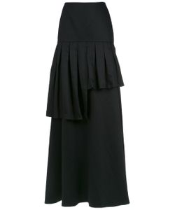 Adriana Degreas | Frilled Maxi Skirt